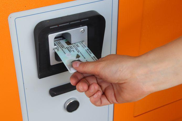 registratieautomaat doet weldra intrede.