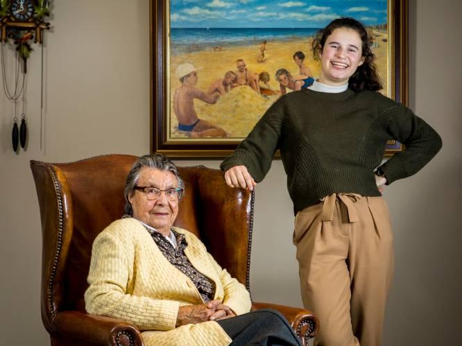 """Paulette was 16 tijdens WOII: """"Liever de oorlog dan corona, toen was er tenminste nog sociaal contact"""""""