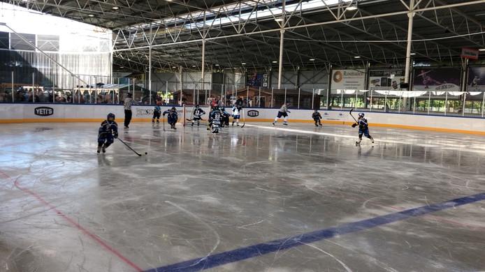 De schaatsbaan in Breda