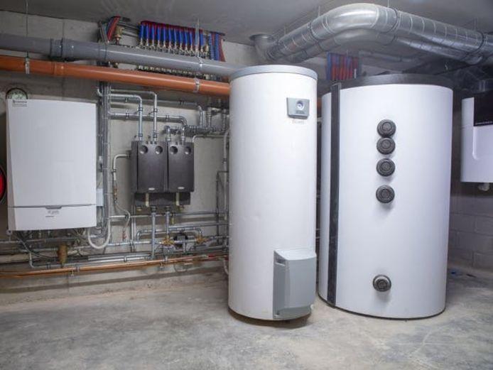 Avec une pompe à chaleur, vous pouvez chauffer jusqu'à 40 % plus éconergétiquement qu'avec un système de chauffage classique au gaz naturel ou au mazout.