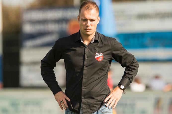 Kozakken Boys-trainer Danny Buijs.