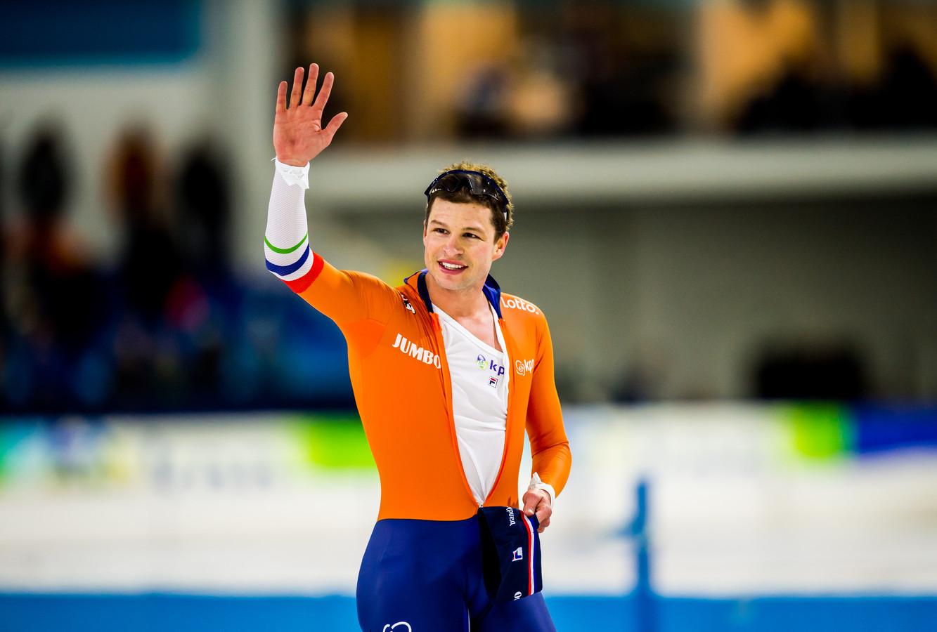 Sven Kramer.