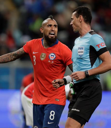 Chili vanwege onrust ook niet tegen Peru