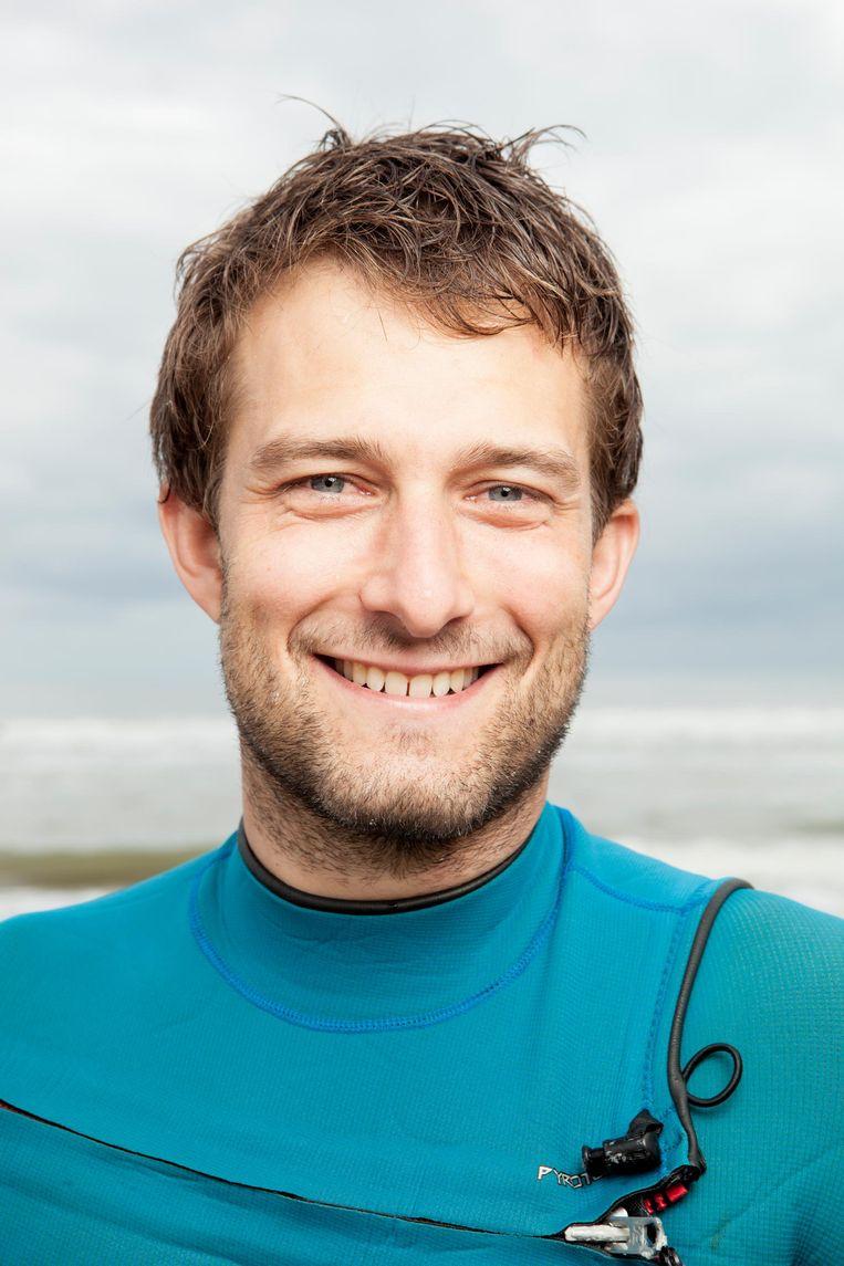 Rutger de Witte (32) Beeld Niels Blekemolen