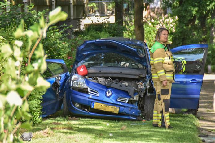 Ongeval in Doorwerth.