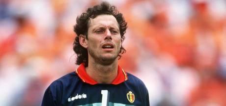 Michel Preud'homme élu meilleur gardien belge de l'histoire par les supporters
