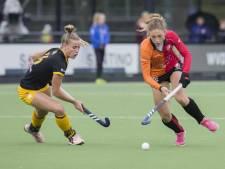 Herfstkampioen HC Den Bosch in topper niet voorbij Oranje-Rood