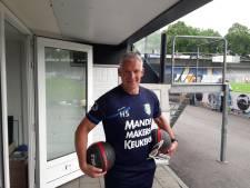 Veldhovenaar en oud PSV-goalie Hans Segers (58) wordt de nieuwe keeperstrainer van ADO Den Haag