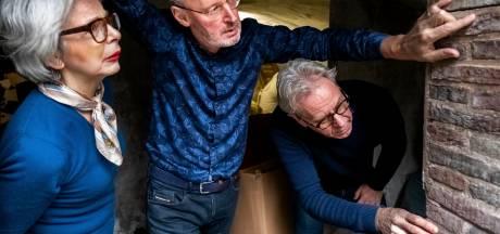 Bewoners Kromme Nieuwegracht eisen inspectie werfkelders, voordat het te laat is