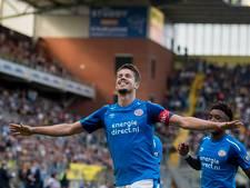 Van Ginkel blijft scoren voor PSV
