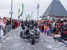 Carnavalsoptochten ingekort door code geel voor slecht weer
