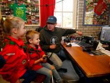 Scouts Veldhoven zoeken contact tijdens Jamboree on the Air