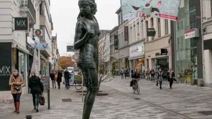 """Stad gaat bezoekers continu tellen: """"Willen weten hoevéél mensen precies wáár in Sint-Niklaas rondlopen"""""""