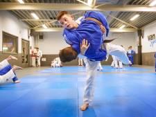 Kans op judogoud voor Jesse verkeken door tik op elleboog