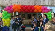 EERSTE SCHOOLDAG: feestelijke opening van nieuwe kleuterschool De Kameleon