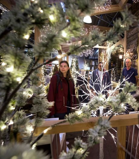 Met 'kerstgekkies' door het pretpark dat kerstshow Intratuin heet: 'Ik kan hier best een nachtje doorbrengen'