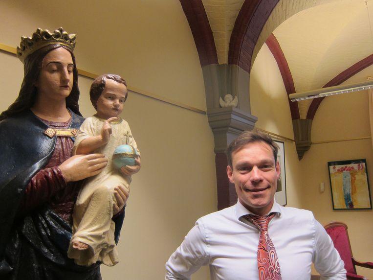 Van Helvert: Waarom zijn katholieken zo stil? Beeld RV