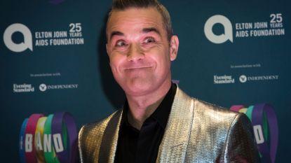 Robbie Williams wordt wereldwijde ambassadeur van Weight Watchers