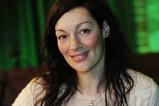 Actrice Miryanna van Reeden.