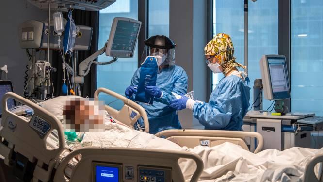 Corona-update Aalst: 57 coronapatiënten in Aalsterse ziekenhuizen