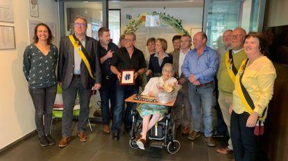 Sylvie Vangheluwe viert honderdste verjaardag