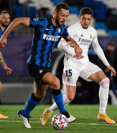 Veel op het spel voor Inter en Real Madrid bij kraker in San Siro