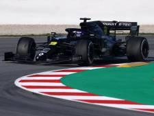 LIVE | Ricciardo duikt als eerste onder 1.18 op tweede testdag