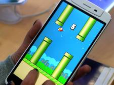 Flappy Bird gaat door als Retry