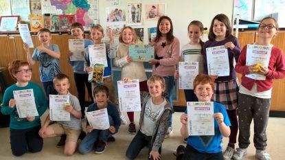 VBS Herzele verdienstelijk in Kangoeroewedstrijd