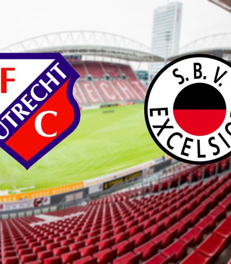 FC Utrecht - Excelsior