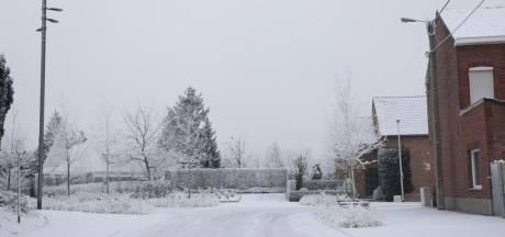 De la neige en Flandre? Ne vous fiez pas aux apparences