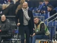 Bosz zag gespannen Ajax: De durf was niet helemaal aanwezig