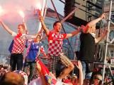 Brabantse toeristen genieten van WK-finale in Kroatië: 'Zij zingen nog steeds'