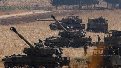Leider Hezbollah waarschuwt Israël voor nieuwe aanvallen