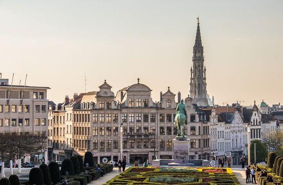 In Brussel zijn de lonen het hoogst.