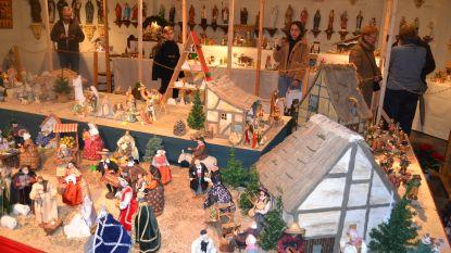 Kerststallententoonstelling in Allerheiligenkapel