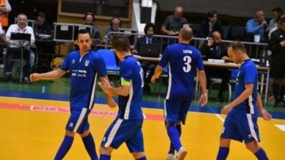 Halle-Gooik ontvangt vanaf vanavond Europese Futsaltop in Champions League