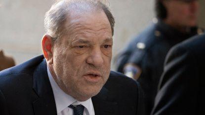 Weer nieuwe aanklacht tegen Harvey Weinstein