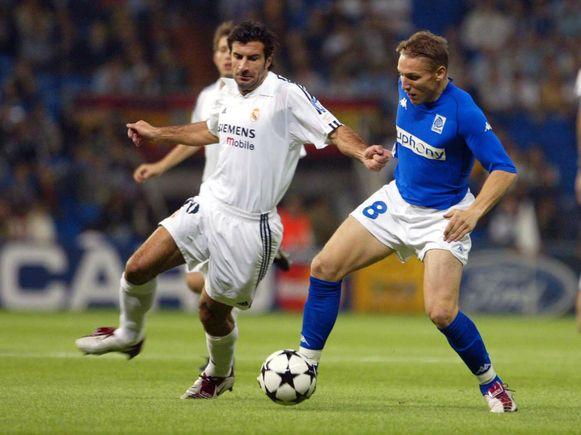 Maar de Limburgers verloren in Madrid wel met 6-0.