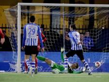 FC Eindhoven geeft teken van leven in ontsierde derby: 'Dit vasthouden en uitbreiden'