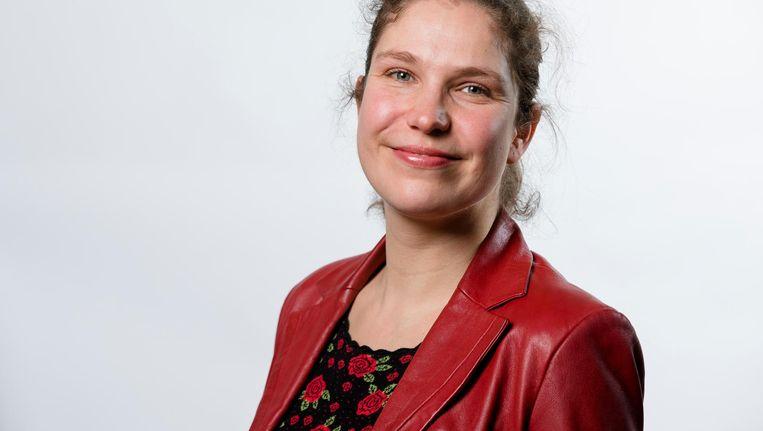 Wethouder Loes Ypma denkt dat de Floriade een goede zet is voor de ontwikkeling van Almere Beeld ANP