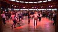 La La Swing krijgt Spiegeltent aan het dansen