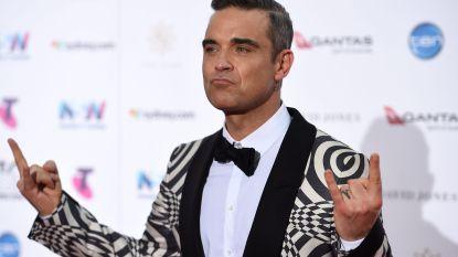 """Robbie Williams hoopt dat 'X-Factor' hem een carrière op tv kan bezorgen: """"Klaar voor een nieuw hoofdstuk"""""""
