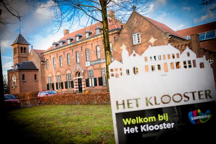 Het Klooster in Waalre blijft wat de nieuwe eigenaren betreft altijd een maatschappelijk en sociaal belang dienen.