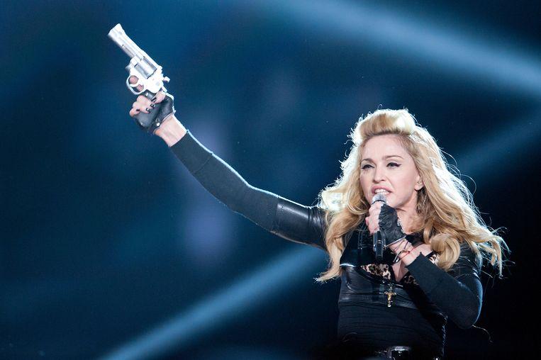 De kogel is nog niet door de kerk: het is niet duidelijk of Madonna zaterdag zal optreden in Tel Aviv.