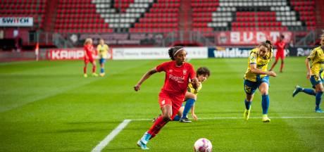 Vrouwen FC Twente ondanks thuisnederlaag naar achtste finales CL