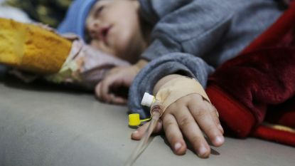 Zorgwekkende toename van aantal cholerapatiënten in Jemen
