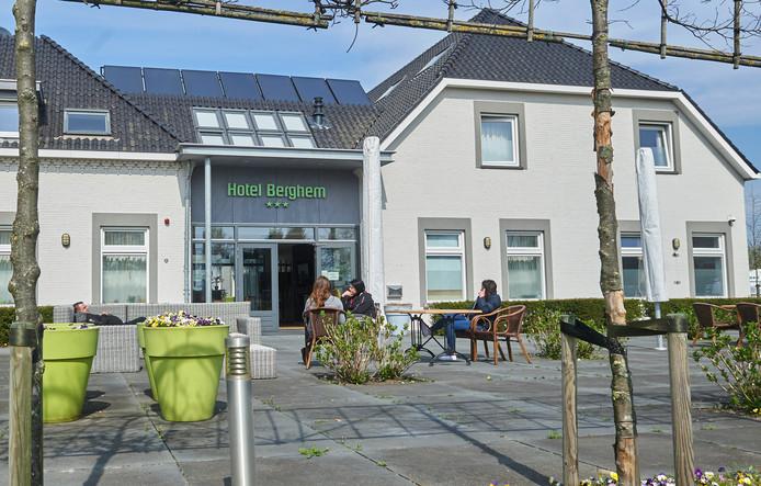 Hotel Berghem, geopend in 2013,  koos in 2018 voor meerjarige huisvesting van arbeidsmigranten.