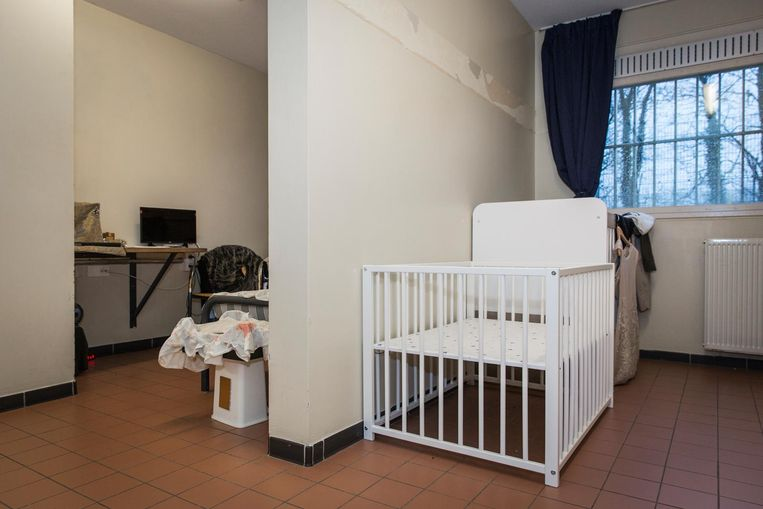 Een moeder-kind cel Beeld Dingena Mol