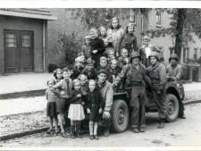 Herkomst foto ontdekt: Fred Smits poseerde even op de Broerdijk